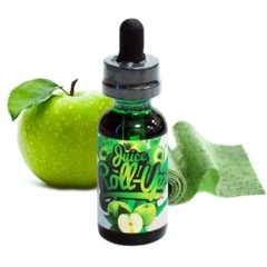 Apple E-Liquid by Juice Roll Upz Review