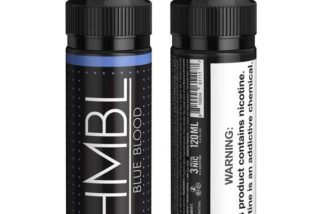 Blue Blood E-Juice by HMBL Juice Review