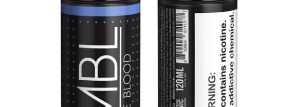 Blue Blood E-Liquid by HMBL Juice Co. Review