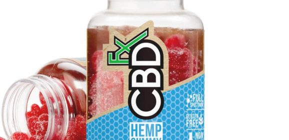 CBD Gummy Bears by CBDfx Review