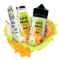 Juice Head Peach Pear Review