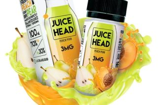 Juice Head Peach Pear Review