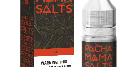 Fuji eLiquid by Pacha Mama Salts Review